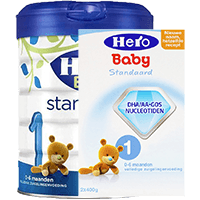 荷兰美素 Hero Baby